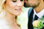 Romantic Fine Art Bride and Groom Portraits